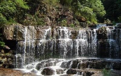 中国最美六大瀑布