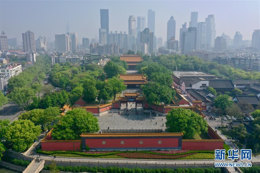 (天空之眼)(5)天空之眼瞰南京