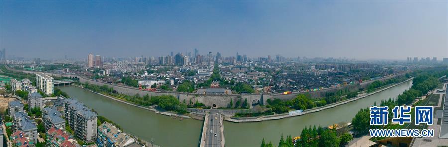 (天空之眼)(4)天空之眼瞰南京