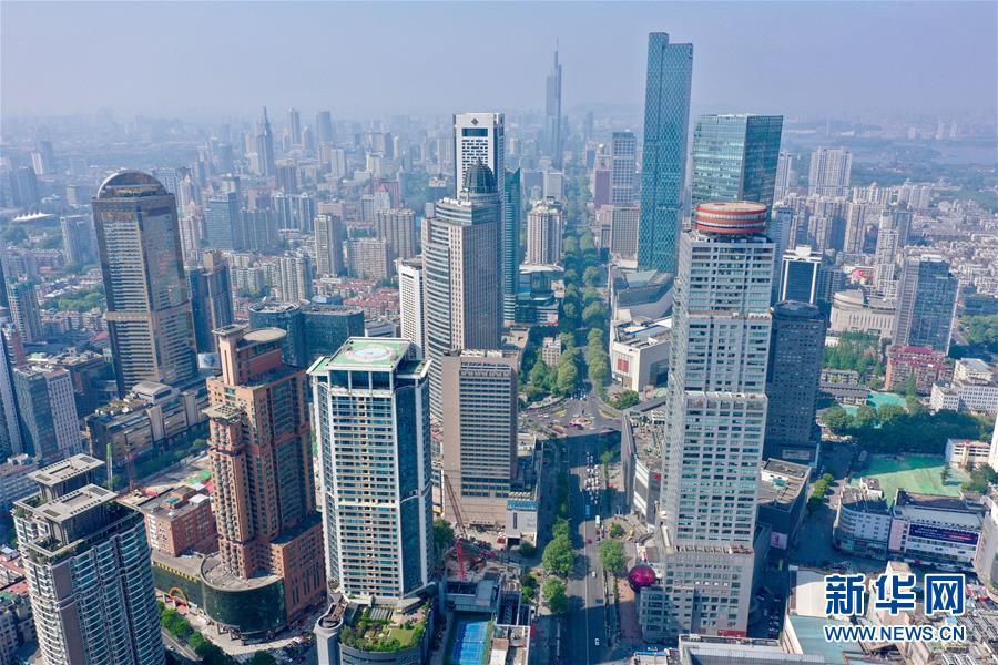(天空之眼)(3)天空之眼瞰南京