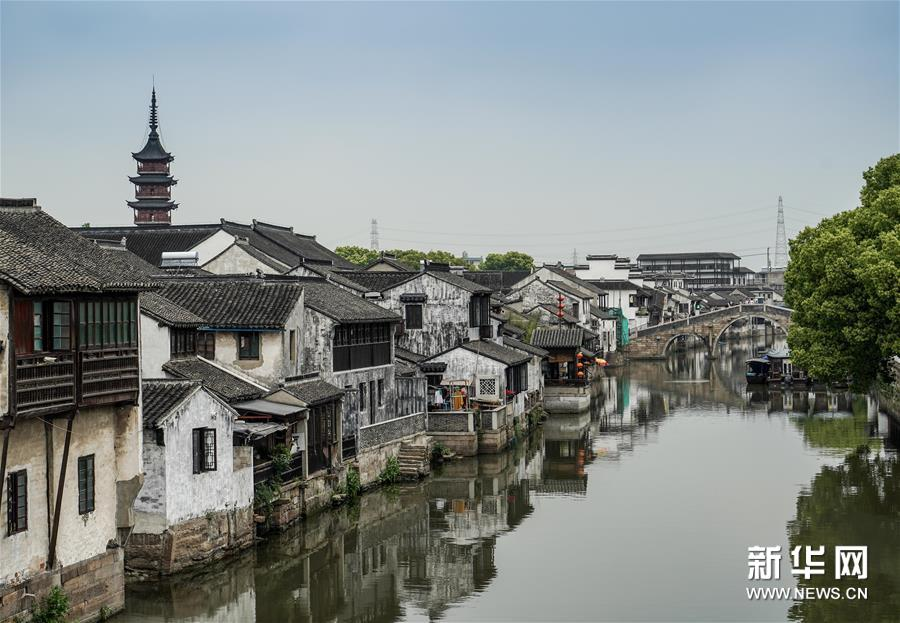 (文化)(5)千灯古镇,昆曲之乡