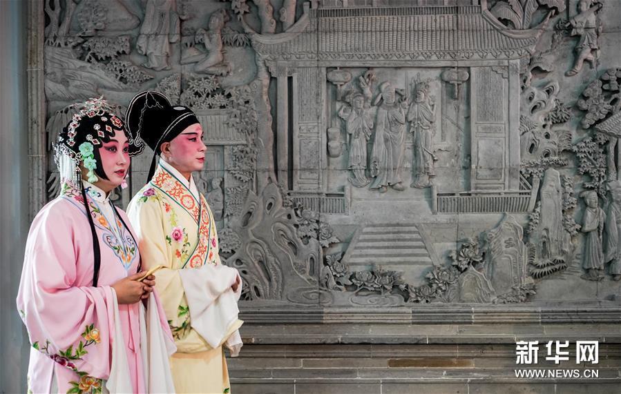 (文化)(3)千灯古镇,昆曲之乡