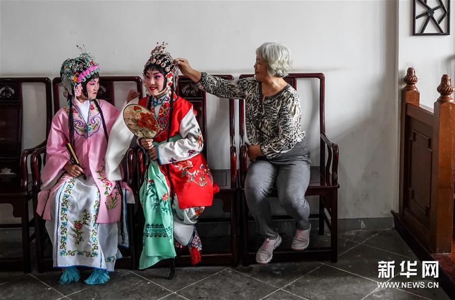 (文化)(2)千灯古镇,昆曲之乡