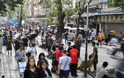 广州十三行还原岭南风貌 引入文创产业