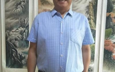 郭双喜——中宣盛世国际书画院会员、著名书画家