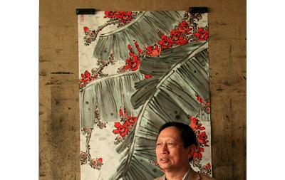 「我和我的祖国」纪念建国七十周年--新时代(经典)艺术家之七十四--梁炜彬