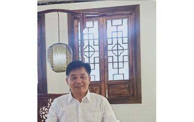 孙来伦——中宣盛世国际书画院会员、著名书画家