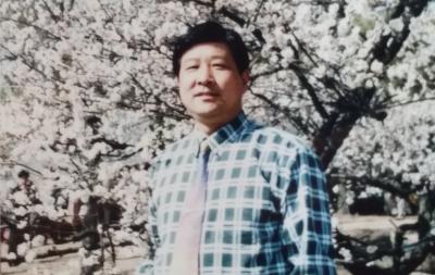 周志强——中宣盛世国际书画院会员、著名书画家