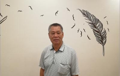 黄定昌——中宣盛世国际书画院会员、著名书画家
