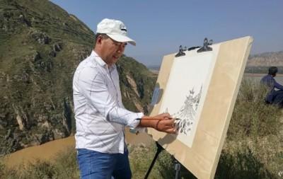 唐生启——中宣盛世国际书画院院聘画家、著名书画家