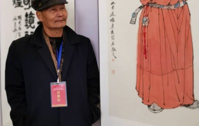 崔文明——中宣盛世国际书画院理事、著名书画家