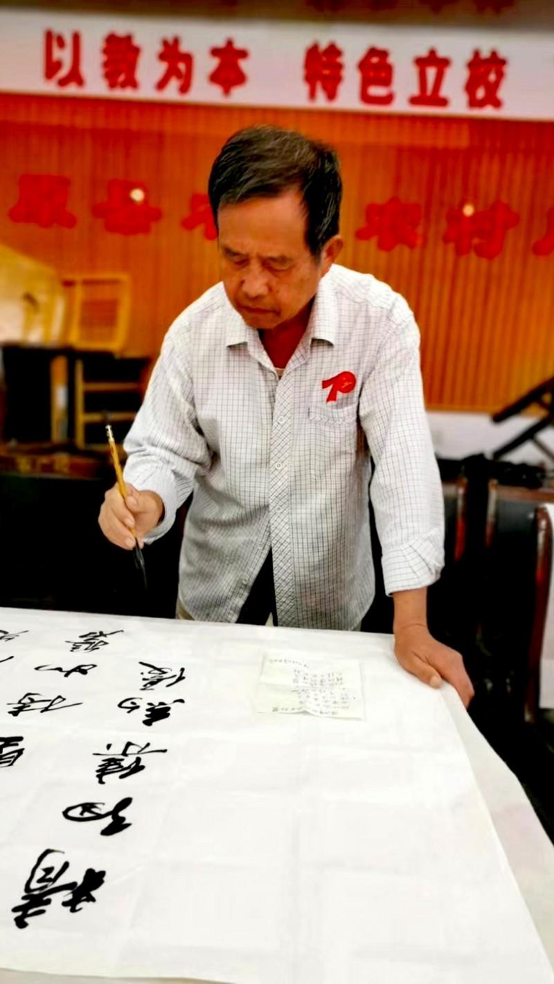 中国楹联学会中宣盛世文化艺术交流中心书画风采展示——董昀生